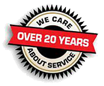20 year service icon